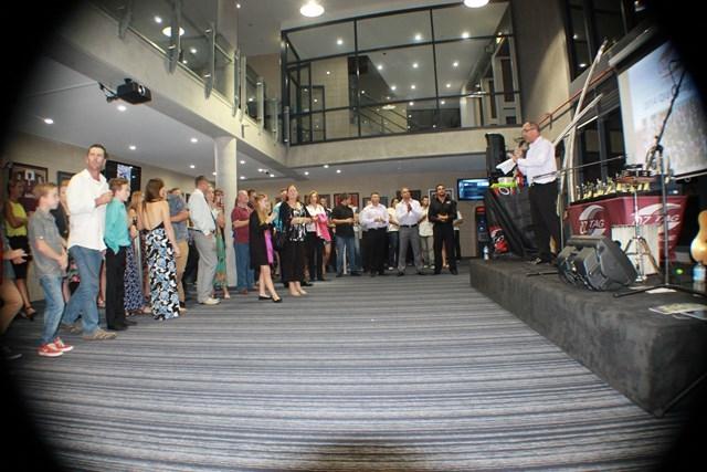 2016 Queensland Oztag Awards Night