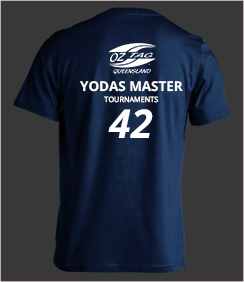 Yodas Master Shirt